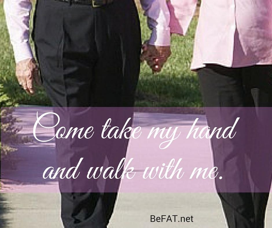 Holding Hands www.befat.net