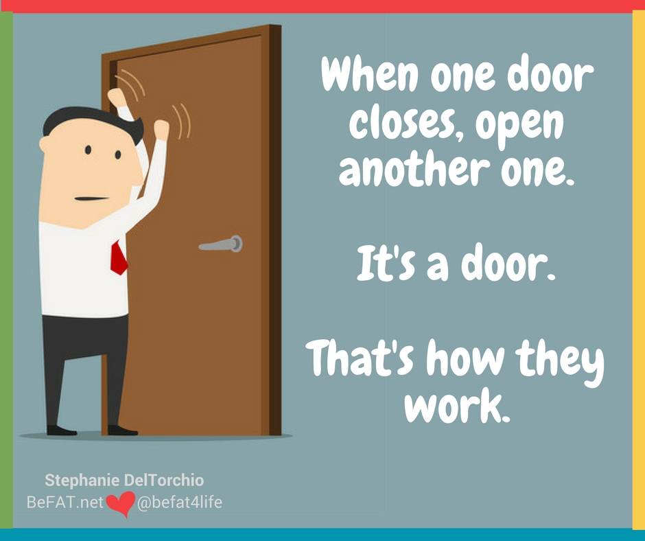 Motivation humor for Door quotes funny