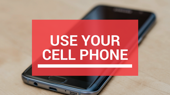 use your cell phone to chronicle your life.jpg